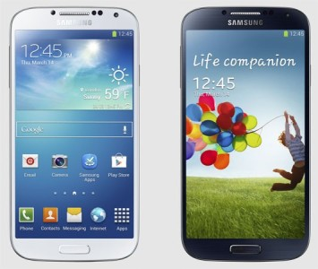 Samsung Galaxy S4 im deutschen Hands-on Video