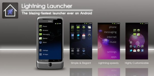 Lightning Launcher – Ein Android Launcher im Kurztest