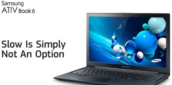 Samsung ATIV Book 6 Windows 8 Notebook geleakt