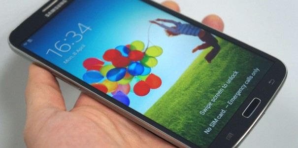 Samsung Galaxy Mega 6.3 Riesen-Smartphone in ersten Hands-on Videos