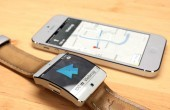 iWatch Maps – Schickes Apple Smartwatch Konzept