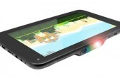 Promate LumiTab 7inch Tablet mit eingebautem Mini-Beamer