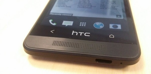 Fotos des HTC One mini mit 4.3-inch-Display