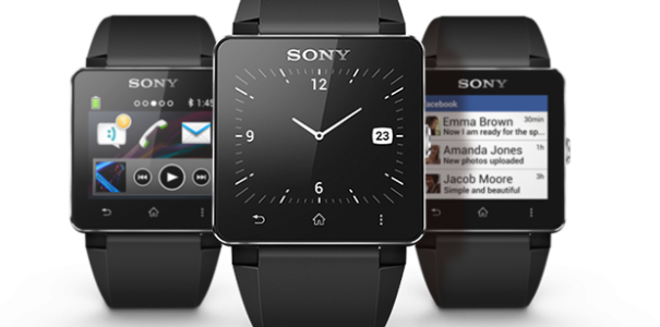 Sony Smartwatch 2 im Hands-on Video