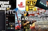 Video: Games-Demo auf dem HTC Butterfly S Smartphone