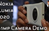 Nokia Lumia 1020: Nokia Pro Cam App im Walkthrough-Video
