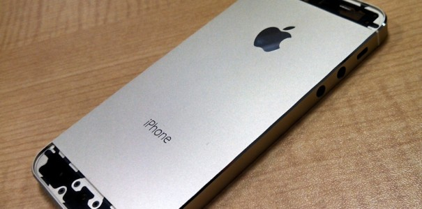 Apple iPhone 5S: Neue Fotos vom goldenen Modell