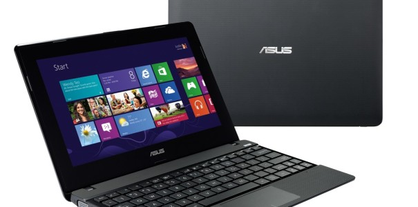 ASUS X102BA – Günstig(st)es HD-Netbook mit Touchscreen für Windows 8.1 mit AMD-Plattform (Hands-on)