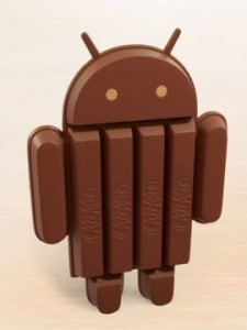 Android 4.4: Nach Jelly Bean kommt Kitkat