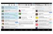 Gmail App fuer Android Update – Card Design Upgrade