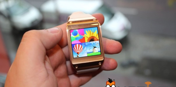IFA: Samsung Galaxy Gear im Hands-on Video