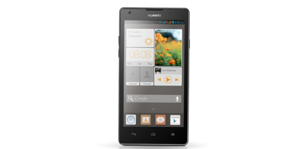 IFA 2013: Huawei Ascend G700 – 5inch Smartphone mit 720p-Display, Quadcore & Dual-SIM im Hands-on