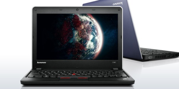 Lenovo ThinkPad Edge E145 – Neuer 11,6incher mit AMD-CPU & Semi-Rugged-Gehäuse