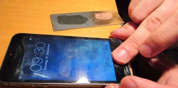 Chaos Computer Club knackt Apple iPhone 5S Fingerabdrucksensor Touch ID [Video]