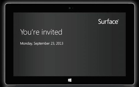 Microsoft: Surface 2-Vorstellung in New York – Mobilegeeks-Liveblog ab 16 Uhr