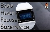 Basis Health Tracking Smartwatch – Hands On