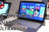 HP Spectre 13 Intel Haswell Ultrabook im Hands-on-Video