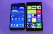 Video: Nokia Lumia 1520 vs. Samsung Galaxy Note 3 im Vergleich