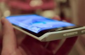 Samsung: Galaxy Note 4 mit gebogenem Display, faltbares Display 2015
