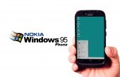 Zurück in die Zukunft: Nach Windows Phone 8 folgt Windows 95 Phone