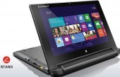 "Lenovo Flex 10: Mini-Notebook mit Intel ""Bay Trail"" Quadcore & umklappbarem Display"
