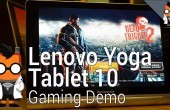 [Video] Gaming Demo auf dem Lenovo Yoga 10 Tablet