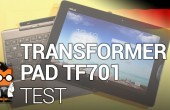 [Video] ASUS Transformer Pad TF701 mit Tegra 4 im Test