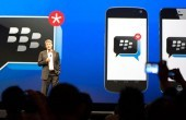 BlackBerry Messenger hat 40 Mio User unter Android und iOS!