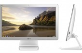 LG Chromebase: All-in-One-PC mit 21,5-inch Display und Chrome OS