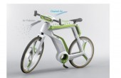 Air Purifier Bike: Gute Luft Dank E-Bike