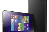 "CES 2014 – Lenovo ThinkPad 8: 8,3inch Quadcore ""Bay Trail""-Tablet für Pro-Anwender – Specs & Hands-on Video!"