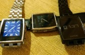 CES 2014 – Pebble Steel Smartwatch Hands On