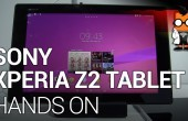 MWC 2014: Sony Xperia Z2 Tablet Hands On und Kurztest