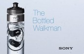 The Bottled Walkman: Sony verkauft den Walkman in der Pulle