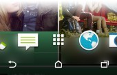 HTC One 2 Homescreen mit Onscreen-Buttons & neuem BlinkFeed geleakt