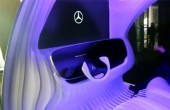 Mercedes Benz: User Interface im Auto der Zukunft [Video]