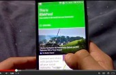 All New HTC One M8 taucht im Video auf