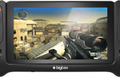 BigBen GameTab-One 7-inch Spiele-Tablet mit Controller-Dock & Quadcore