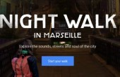 Google Night Walk – ein Street View-Kurztrip nach Marseille