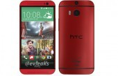 "HTC One M8 in ""Glamour Red"" geleakt"