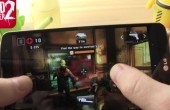 LG G Pro 2: Dead Trigger 2, Real Racing 3 und mehr in unserem Gaming-Video