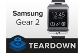 Samsung Gear 2 Smartwatch im iFixit-Teardown