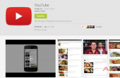 Neue YouTube App fuer Android – Live Videostream mit Chromecast, YouTube Mix Playlist fuer Musik