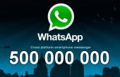 Whatsapp hat jetzt 500 Millionen aktive User
