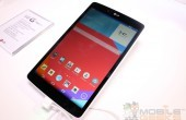 LG G Pad 8.0 Budget-Tablet im Hands on-Video