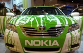 Nokia investiert 100 Millionen Dollar in Smart-Car-Technologie