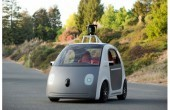 First Drive: Googles selbst-fahrendes Auto im Video
