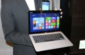 "ASUS Transformer Book V – Smartphone, Tablet, Notebook, Android & Windows in einem – ""Eyes on""-Video von der Computex 2014"