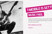 T-Mobile USA: Musik-Streaming-Traffic zählt nicht mehr