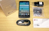 LG G3 Quad HD-Smartphone im Unboxing-Video